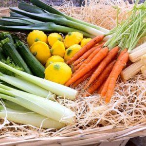 Minis légumes