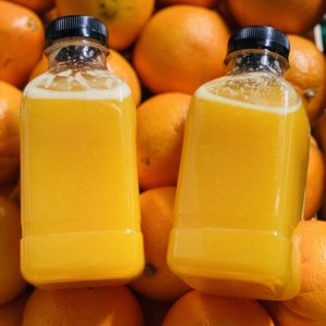 Jus d'orange frais 500 ml