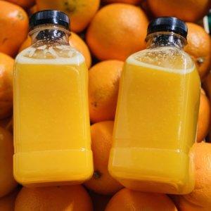Jus d'orange frais 1l