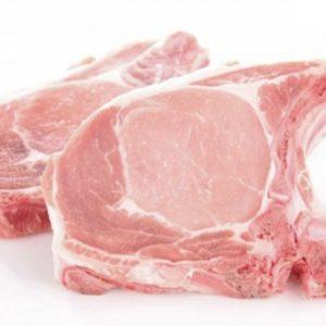 Côte de porc CH